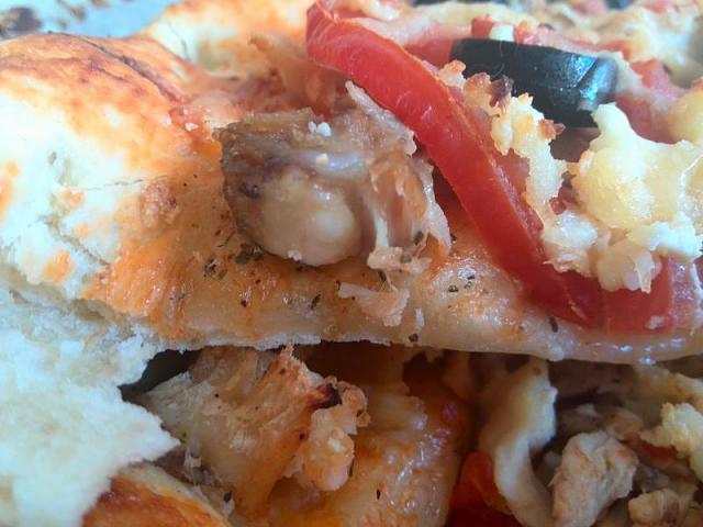 Тесто для пиццы Attachment